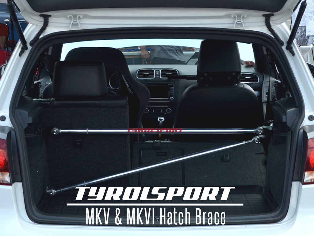 Tyrolsport Mk5/Mk6 Hatch Brace