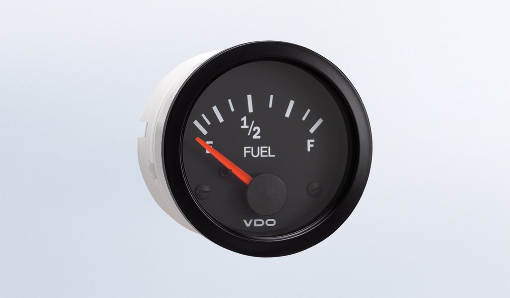 VDO Vision Series Fuel Level Gauge