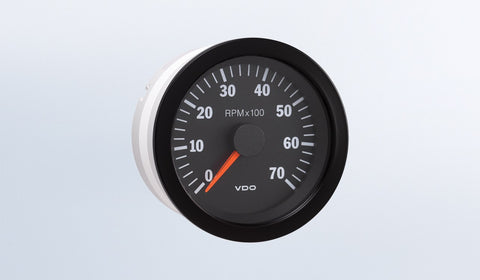 VDO Vision Series Tachometer (Gas Engines)