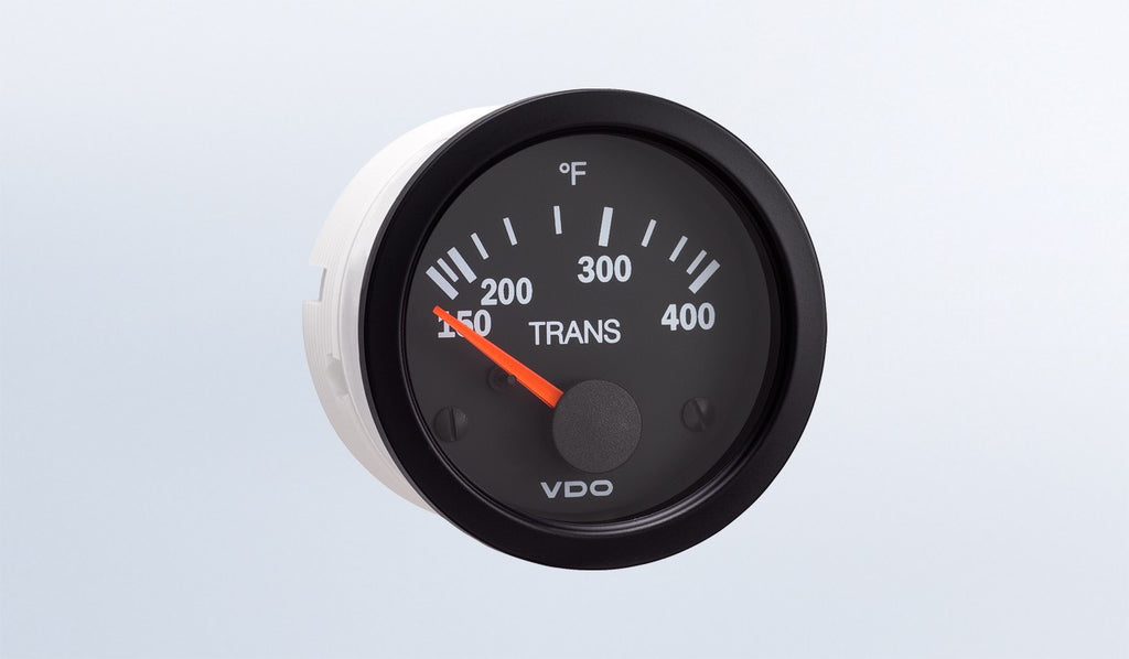 VDO Vision Series Transmission Temperature Gauge