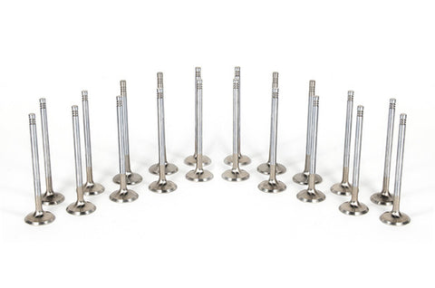 Ferrea 1.8T Intake and Exhaust Valves- 1mm Oversized