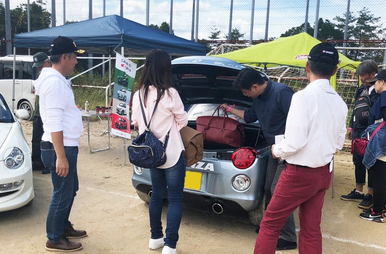 COPEN OF JAPAN 2019にCaban.toが出展!