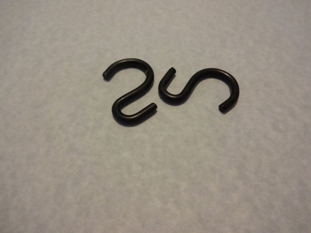 BLACK DOG 6 GAUGE S HOOKS