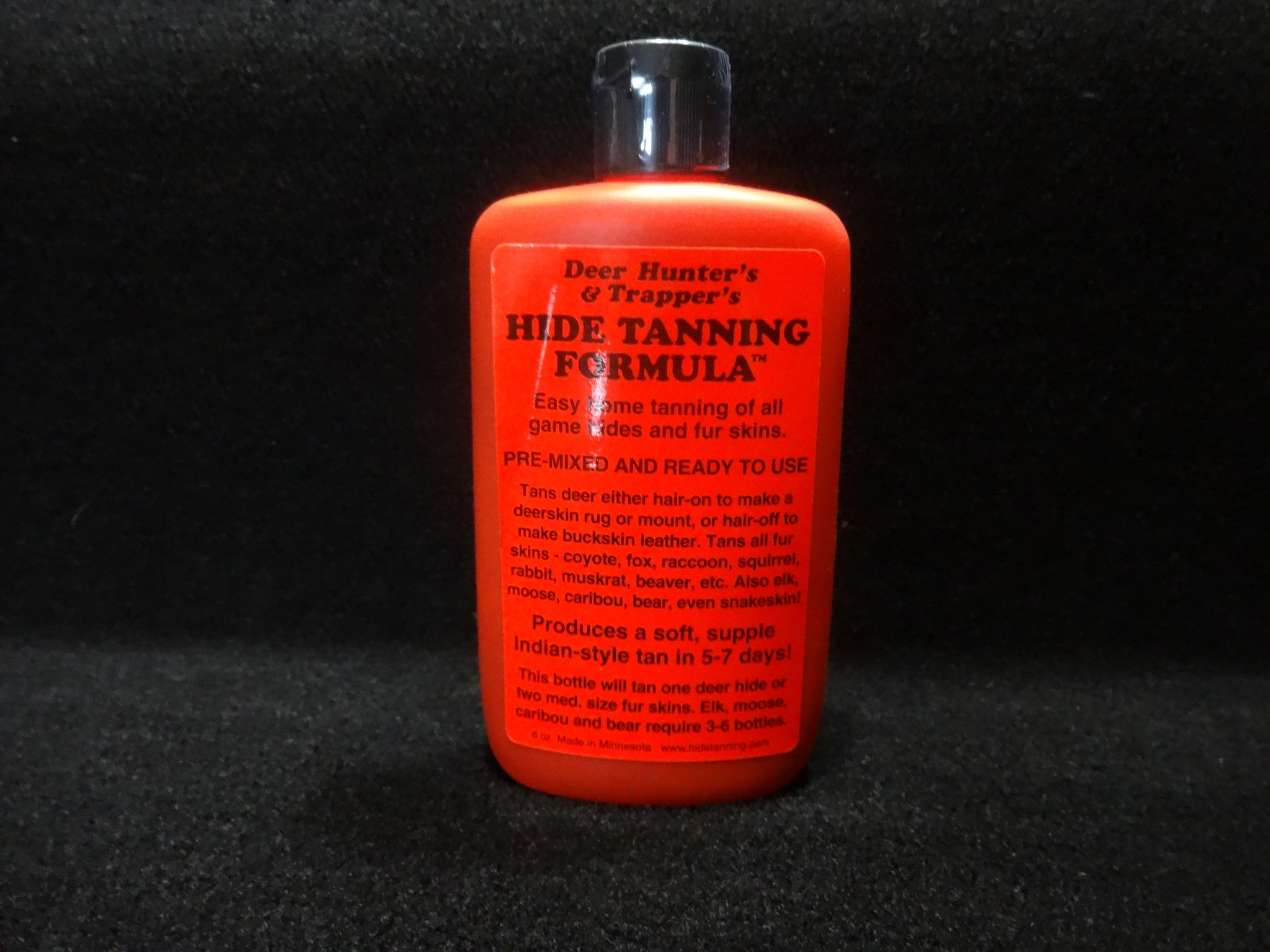 HIDE TANNING FORMULA - Southern Snares & Supply