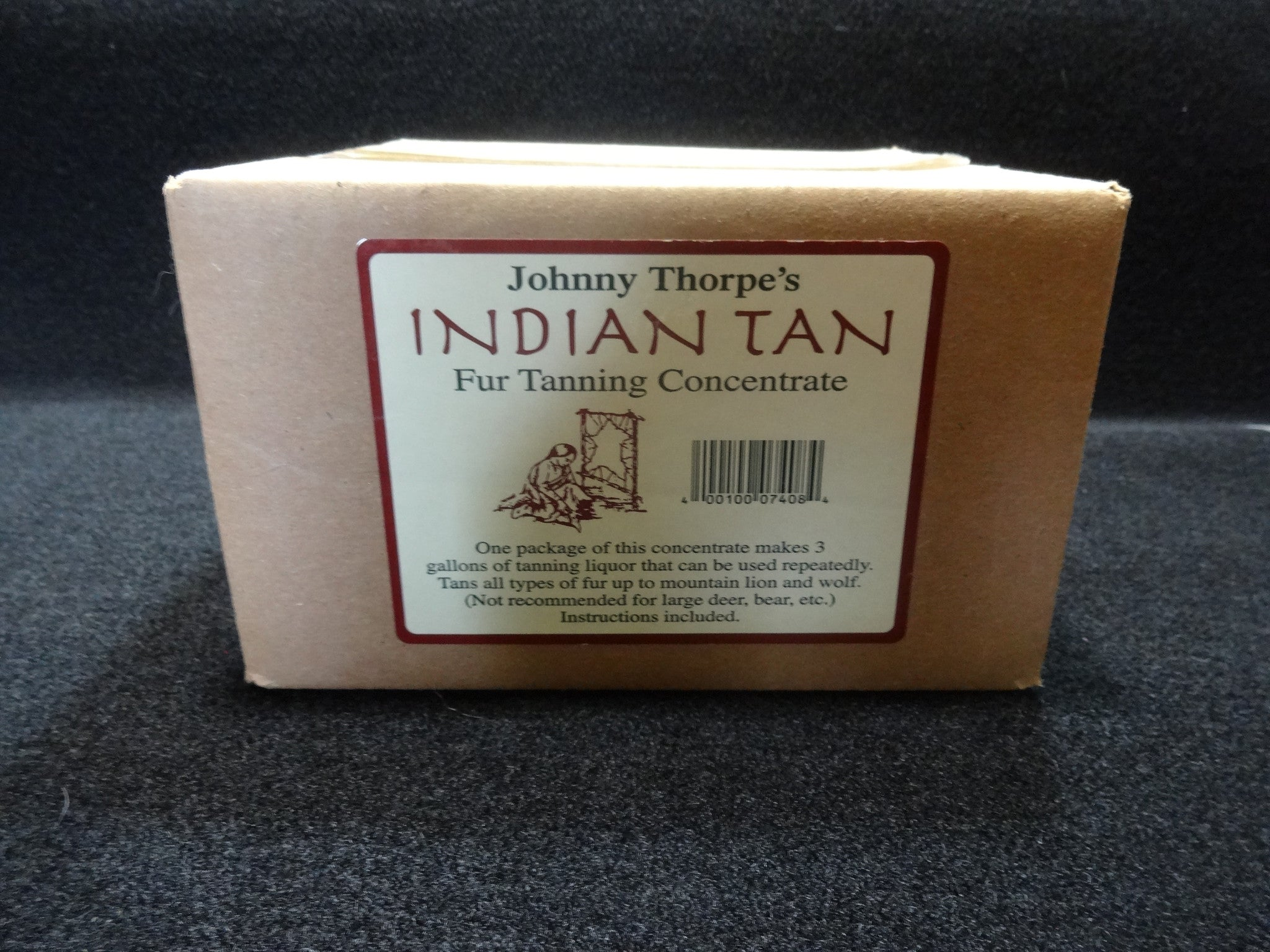 JOHNNY THORPE'S INDIAN TAN - Southern Snares & Supply