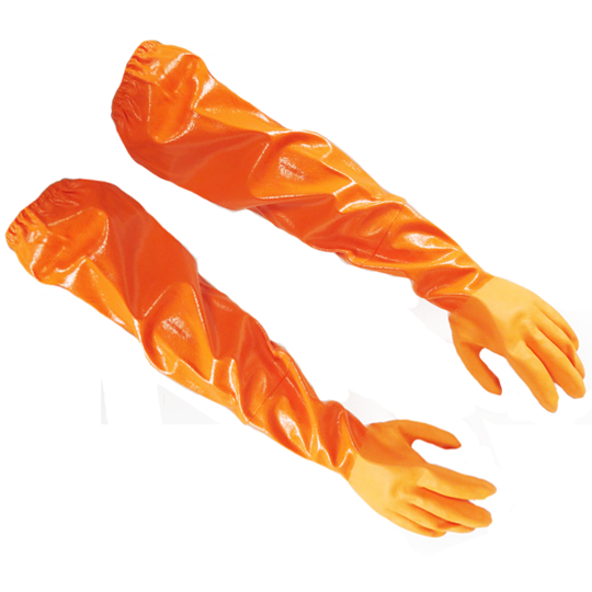 "Big Game Gut Gloves 26"" long Insulated"