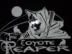 COYOTE REAPER DECAL - Southern Snares & Supply