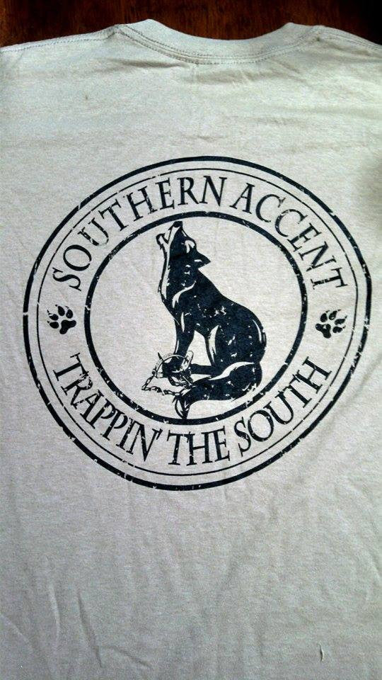 TRAPPING THE SOUTH T SHIRTS