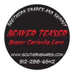 Beaver Teaser Curiosity Lure - Southern Snares & Supply