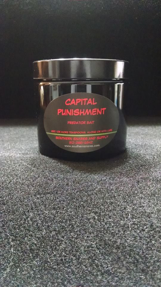 CAPITAL PUNISHMENT - Southern Snares & Supply