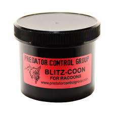 Predator Control Group, Blitz Coon Lure, 4 oz - Southern Snares & Supply