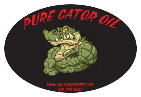 PURE GATOR OIL
