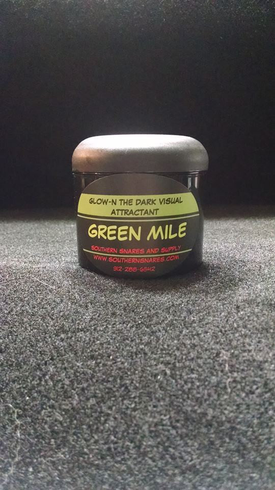 GREEN MILE - Southern Snares & Supply