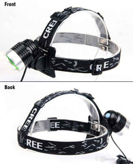 Southern Snares Trappers Headlamp