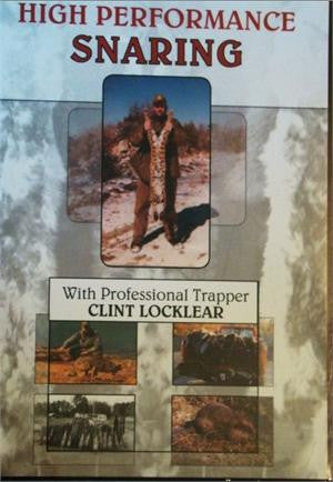 Clint Locklear's High Performance Snaring Video