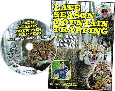 """Late Season Mountain Trapping"" with Raplph Scherder and Rich Faler"