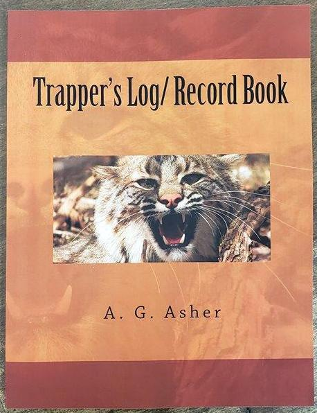 TRAPPERS LOG BOOK