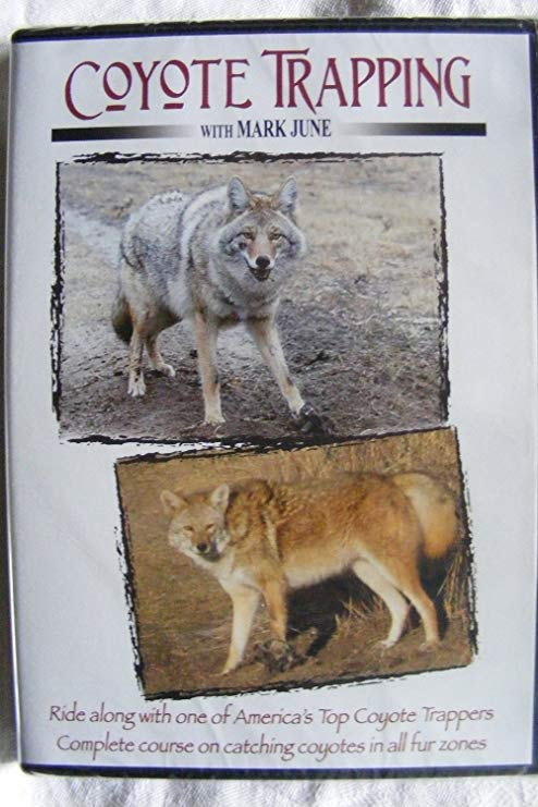 Coyote Trapping DVD/Video - Vol. 1
