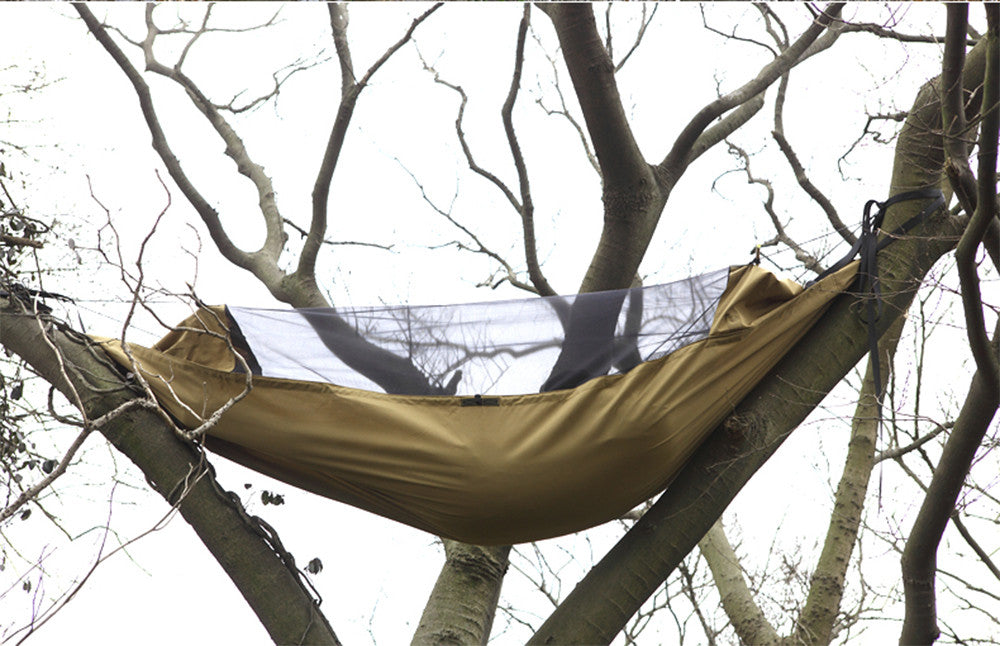 PREMIUM HAMMOCK WITH MOSQUITO NET