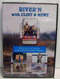 Predator Control Group's River'n with Clint and Newt DVD - Southern Snares & Supply