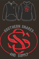 Southern snares and Supply Trapping Hoodie