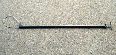 "48"" Steel Catch Pole"