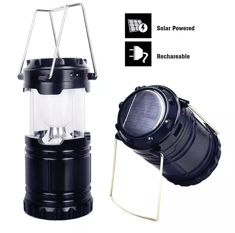 Duel Powered Survival/Camping Lantern