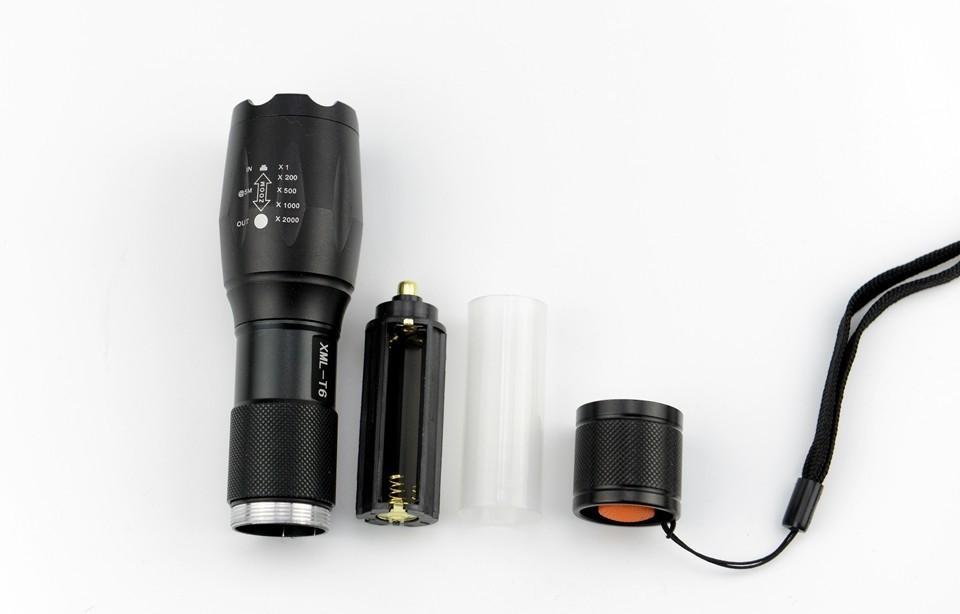 UltraFire CREE XM-L T6 Flashlight