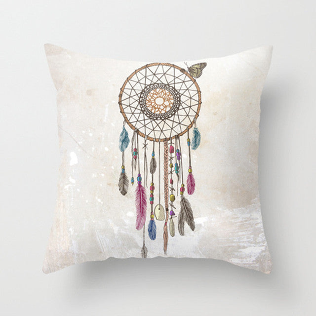 Handmade Art Pillow
