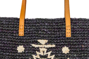 Ayu Beach Bag - Black