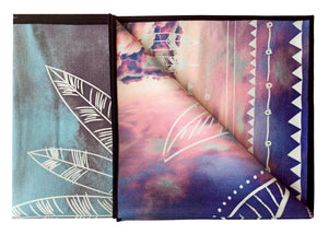 yoga mat, thick printed yoga mat ,buy printed yoga mats online