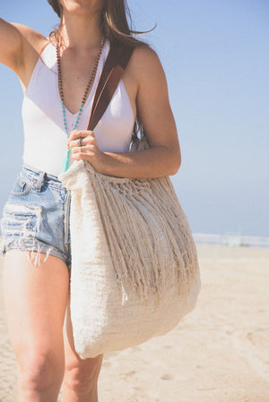 beach bag, beach tote
