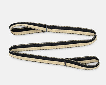 Bailey Yoga Mat Strap - Black