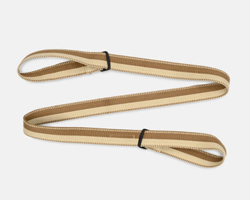 Bailey Yoga Mat Strap - Tan