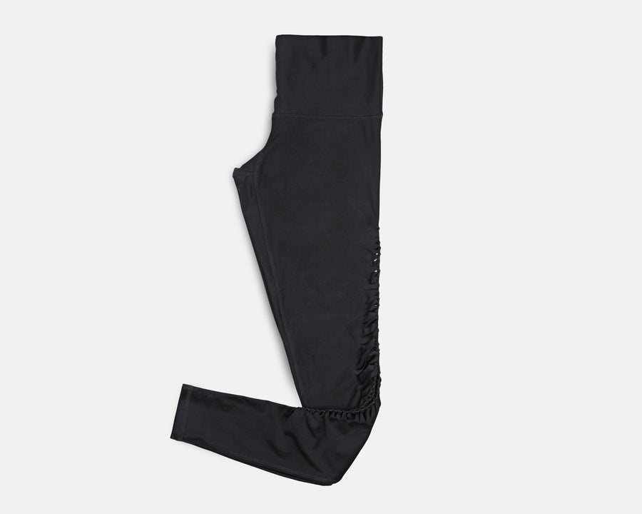Levina Yoga Legging in Black