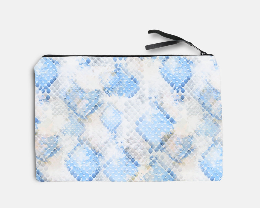 Canvas Workout Pouch - Boa Print