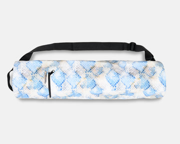 Yoga Mat Bag - Boa Print