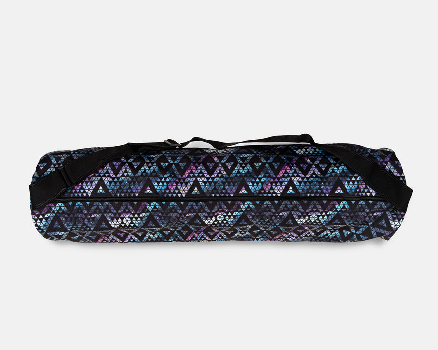 Yoga Mat Bag - Cosmic Geo Print