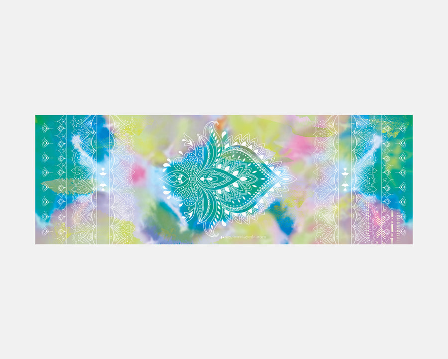 Yoga Towel - Goa Print
