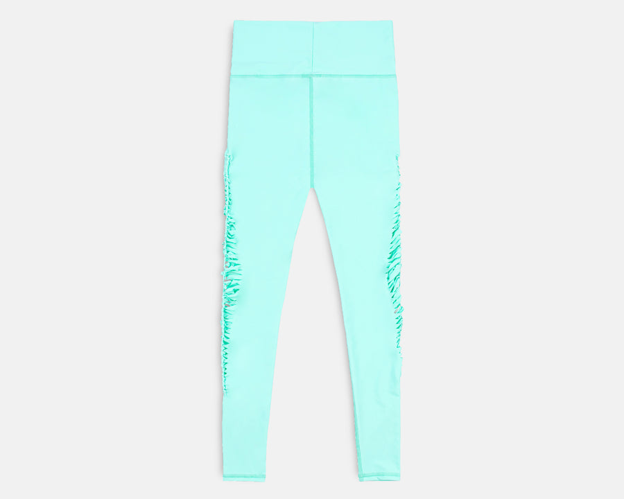 Levina Yoga Legging in Mint