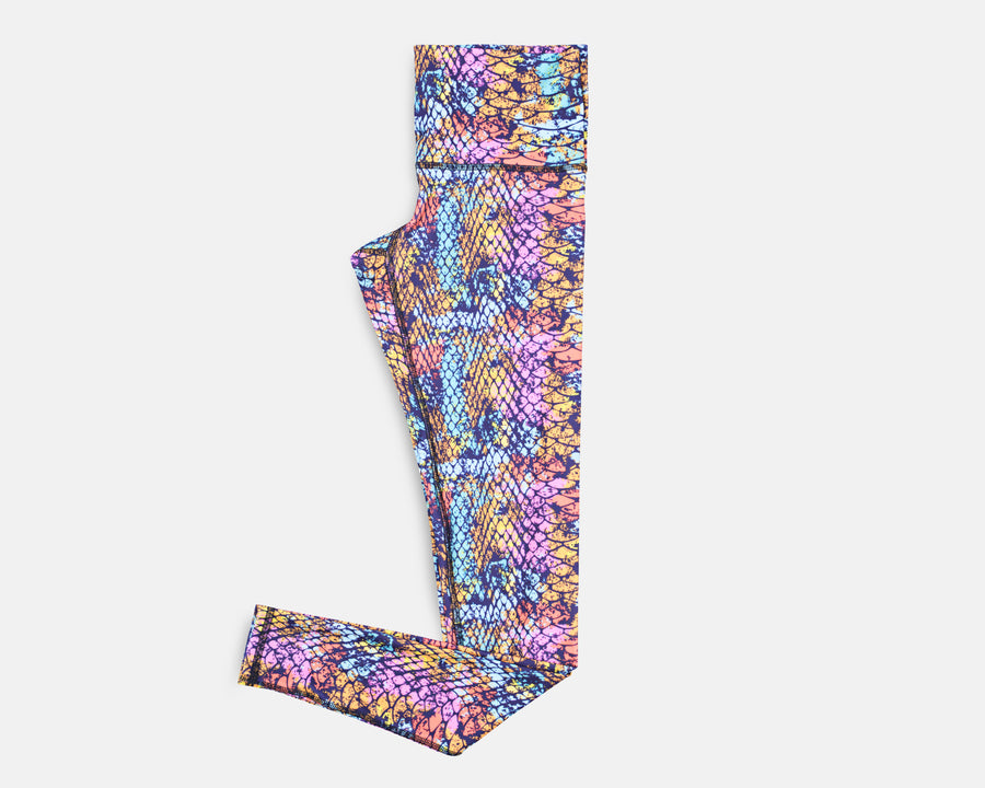 Charly Legging in Passion Cobra Print