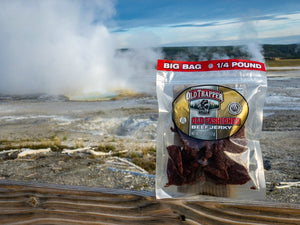 Old Trapper Smoked Products Debuting Quarter-Pound Beef Jerky Bag at NACS Show 2019