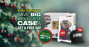 Free Bag? Free Hat? It Must Be Black Friday
