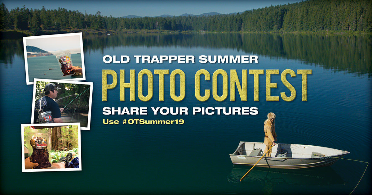 UPDATE: SHOW ME YOUR TRAPPER WINNERS ANNOUNCED!