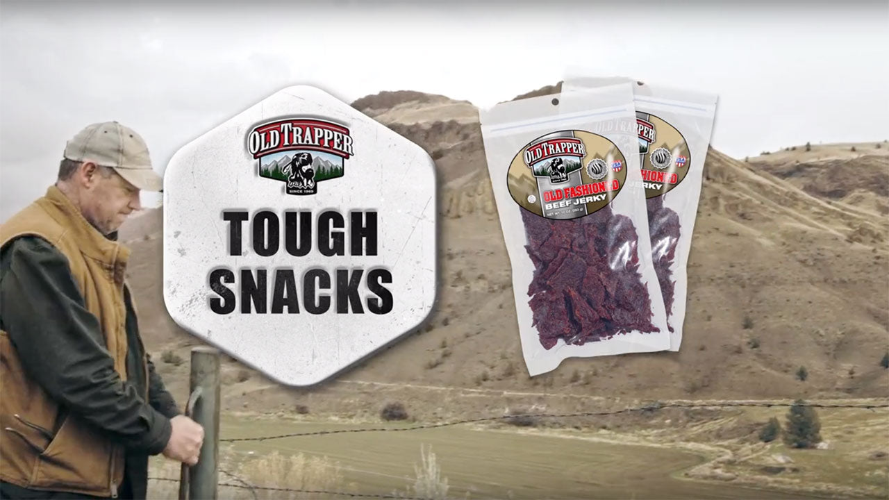 #TrapperBeefs: Tough Snacks