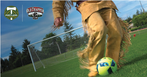 Old Trapper Partners with the Portland Timbers for 2019 Season Game Day Events