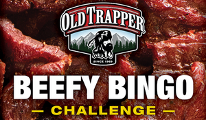 Old Trapper Beefy Bingo