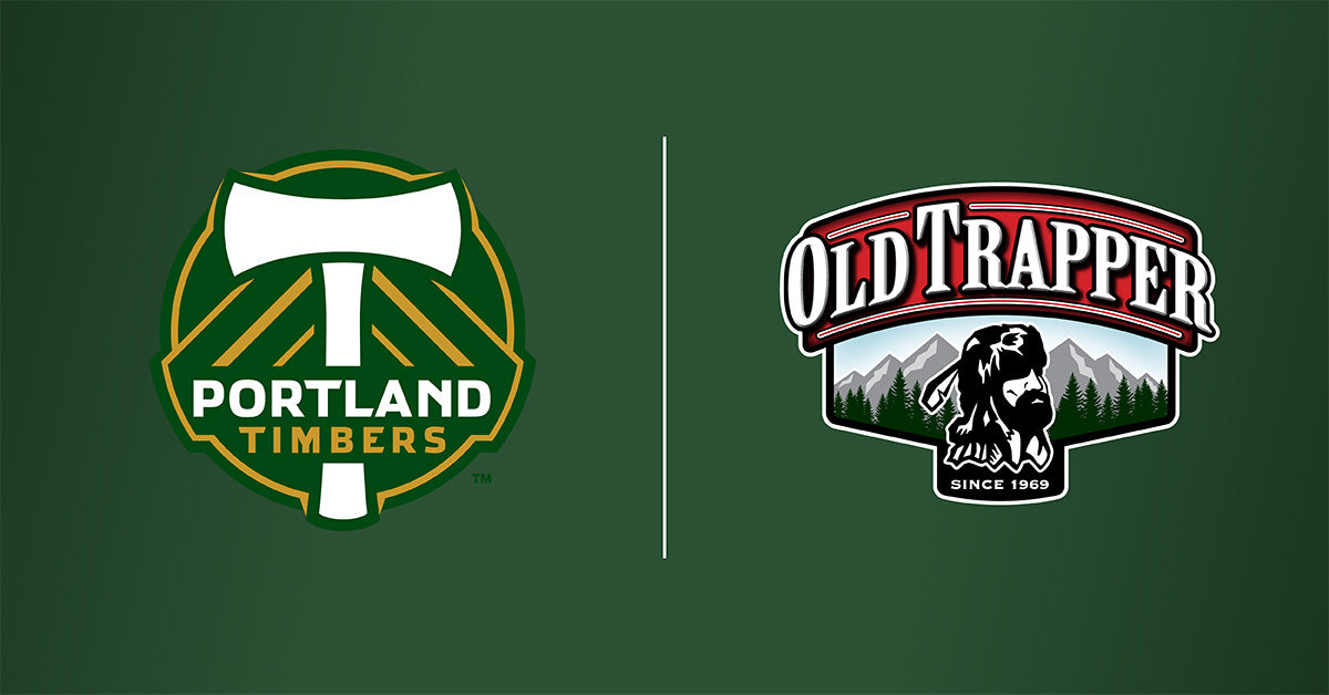 Old Trapper Partners with the Portland Timbers of Major League Soccer