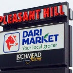 Meet Old Trapper at Pleasant Hill, Oregon Dari Market Grand Opening