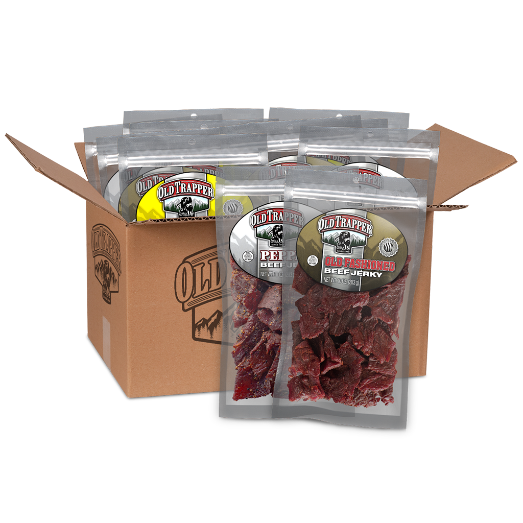 Big Beef Box - 14 Biggest Beef Jerky Packages